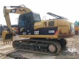 淄博二手挖掘机卡特320 323和329 336低价出售