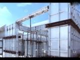 建筑施工漫游三维动画制作
