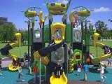 陕西户外大型玩具滑滑梯HQ012-1豪奇