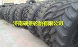 济南供应特大拖拉机车轮胎9.5-24耐磨加厚轮胎