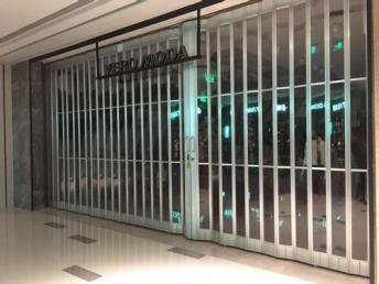 珠海 宏利pvc水晶门