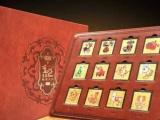 第一二三轮生肖邮票大全纯金版