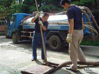 杨林大学城专业清理化粪池 隔油池 高压清洗下水道
