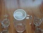 高档可微波套碗五件套,保鲜盒三件套、玻璃沙拉碗、弓