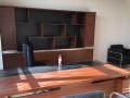 大班台、老板桌、柜一套