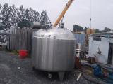 潍坊转让二手40吨不锈钢储罐