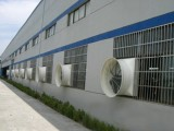 富阳冷风机水冷空调安装卖负压风机富阳安装冷风机湿帘墙管道