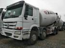 出售12立方混凝土搅拌罐车分期付款3年10万公里面议