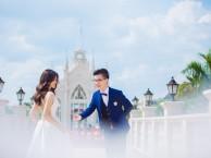东莞拍婚纱照好看的婚纱摄影工作室,东莞禾一摄影