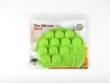 家居日用硅胶冰模 个性冰块大象冰块模 耐高低温硅胶冰格模具