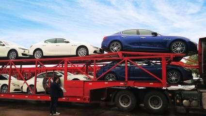 西安到富阳市的轿车托运在哪可以办理托运手续