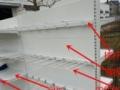 超市货架商店小卖部药店母婴店货架展示柜灯箱