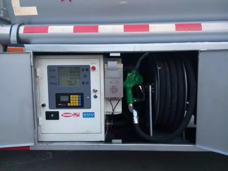 全新不上户5吨油罐车5吨加油车现车厂家直销年底狂甩