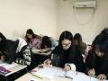 韩语学习,到孺子路山木培训!本周满百减十火热进行中