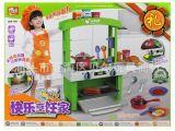 儿童过家家厨房玩具套装多功能仿真厨房厨餐具 过家家益智玩具