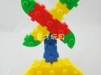 【童才】供应儿童塑料益智拼装玩具 DIY童心积木 价格便宜