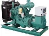 花都区炭步工厂备用进口康明斯发电机组回收拆除