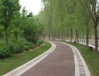 保定艺术压花地坪,透水混凝土,彩色沥青路面施工材料