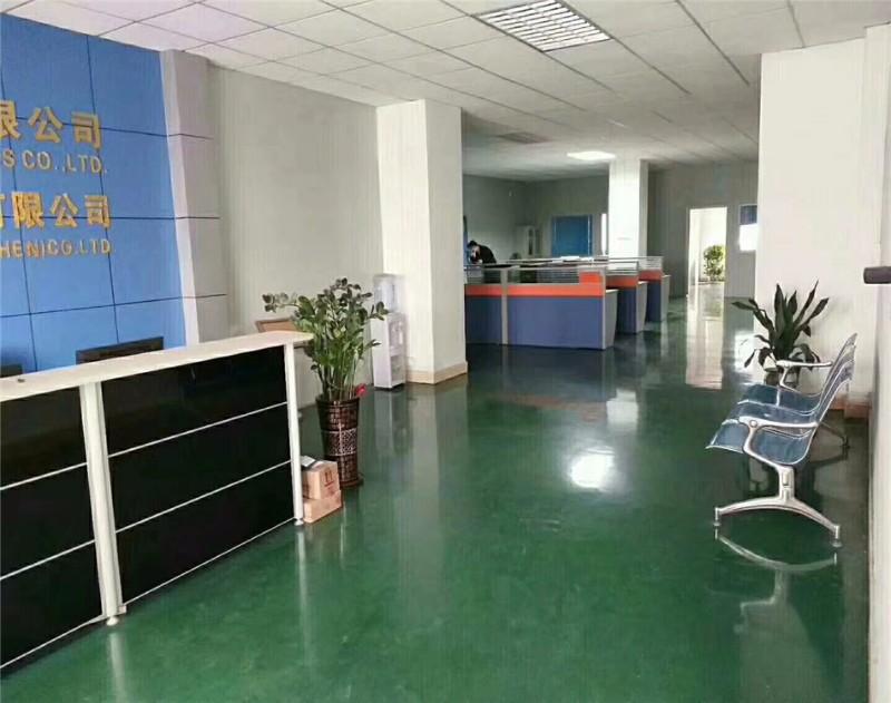 福永塘尾地铁口700平米带装修厂房出租