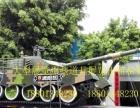 葫芦岛军事模型出租坦克高射炮展览、东北小黄人出租