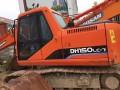二手挖掘机 二手斗山150 二手挖掘机交易市场 二手挖掘机