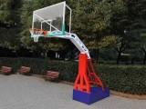 湘西移動式籃球架實地廠家