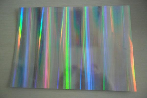 镭射光柱银卡纸|凤凰包装材料供应划算的镭射光柱银卡纸
