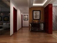 成都龙发装饰家庭装修玄关设计的几个要点