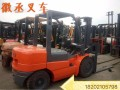 二手电动叉车二手合力杭州叉车半价出售