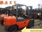 转让二手叉车1.5吨2吨杭州叉车 7陈新卡斯卡特圆包夹叉车