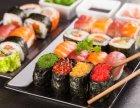 小吃培训美食城韩式烤肉饭紫菜包饭寿司