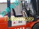 二手叉车国产叉车哪个品牌好合力叉车好还是杭州叉车2年1万公里2.6万
