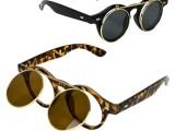 2014新品可翻转个性张扬墨镜太阳镜欧美风时尚大牌明星款潮人潮镜