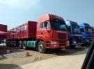 天龙双驱 欧曼双驱 j6双驱 订做钩机板拖车3年9万公里面议