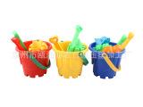 大号儿童沙滩桶套装玩具  儿童沙滩铲 动物模具DIY玩具