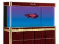 公司鱼缸,家庭鱼缸,隔断鱼缸,锦鲤鱼缸