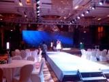 威海舞台桁架搭建 LED屏租赁 专业舞美策划搭建