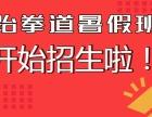 上海跆拳道暑假培训班 上海暑假跆拳道培训 上海少儿暑假班