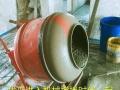 鸿升地坪施工空地坪找平地暖找平搅拌机工艺豆石混泥土回填