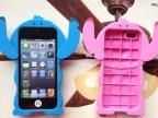 厂家 iphone5硅胶手机壳套 史迪仔