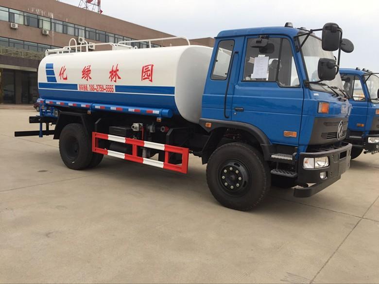 国三5吨8吨12吨二手洒水车园林绿化喷洒车环卫专用车厂家直销