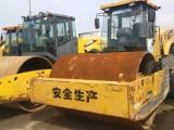 江苏苏州二手徐工20,22,26吨振动压路机