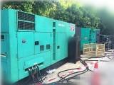 深圳本地发电机出租-静音式柴油发电机租赁服务-随叫随到