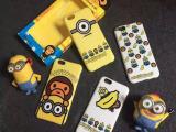 香蕉小黄人手机壳TPU卡通iphone6保护套 3c数码配件一件