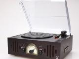 全新仿古电唱机/老式留声机/黑胶唱片机
