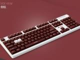 艾芮克 i-rocks KR-6260 WE机械键盘手感 USB
