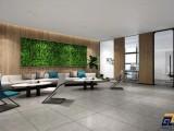 西安绿化企业办公室设计效果