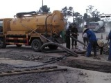 张家口专业抽污水 管道清淤