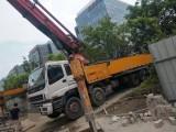 二手混凝土泵车37米至66米二手混凝土泵车
