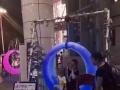 镇江雨屋低出租 互动道具蜂巢迷宫彩色跑发光月亮出租